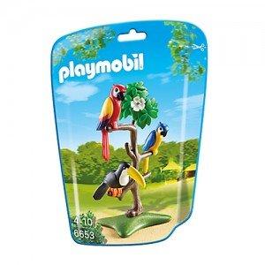 Playmobil Tropical Birds کد 6653