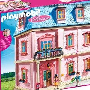 Playmobil Deluxe Doll House كد 5303
