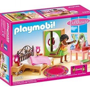 Playmobil Master Bedroom Doll House كد 5309