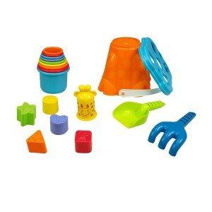 سطل شنبازی ساحل playgo کد 5380