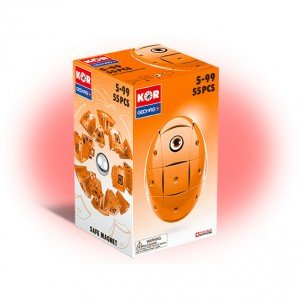 مدلسازی ژئومگ مدل Kor Orange55pcs کد 6718