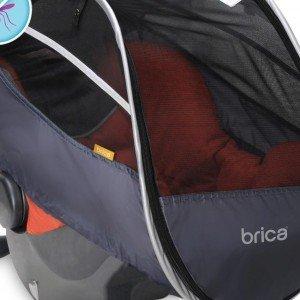 محافظ کریر نوزاد Brica Infant Comfort Canopy