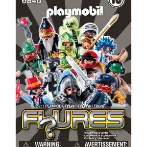 playmobil figures 10boys 6840