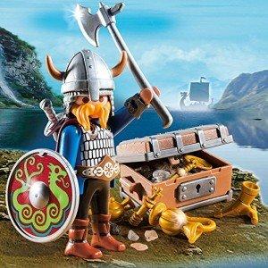 Viking with Treasure Playset 5371