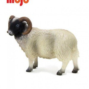 فیگور گوسفند نر سیاه موژو کد 387081