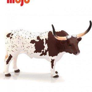 فیگور گاو شاخ بلند تگزاس mojo کد 387222