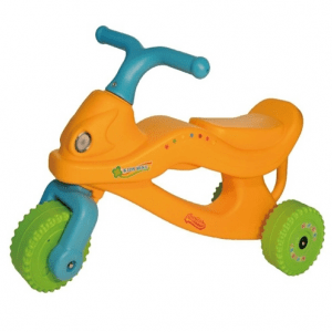موتور پایی کوچك ching ching كد ca-21 رنگ نارنجی