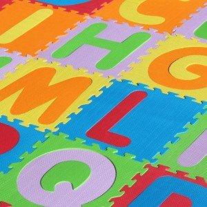 کفپوش (تاتامی) حروف لاتین