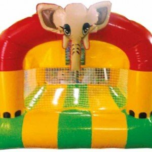 جامپینگ طرح فیل بادی