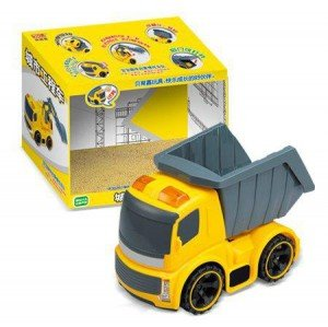 ماشین تراک زرد 1-6611