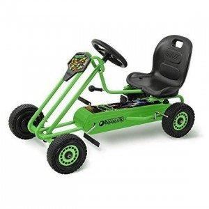 Lightning Go Cart TMNT hauck 90140