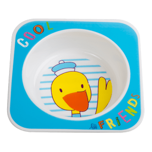 ظرف غذا آبی طرح اردک rotho کد 306330123