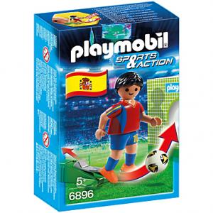 soccer player _ spain 6896