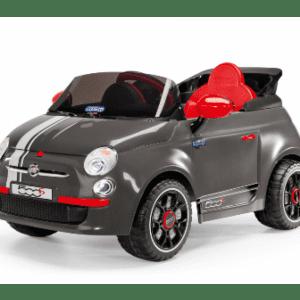 ماشین شارژی peg perego مدل FIAT 500 S GREY