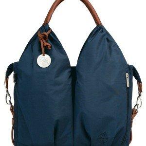 کیف لوازم نوزاد lassig مدل Signature Bag رنگ navy کد LSIG903