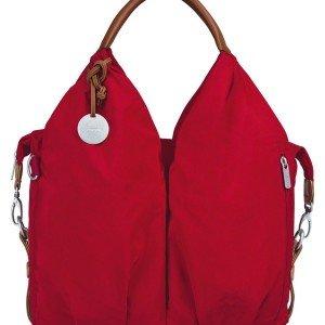 کیف لوازم نوزاد lassig مدل Signature Bag رنگ red کد LSIG911