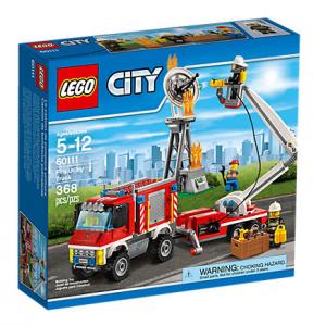 لگو  مدلFire Utility Truck کد60111