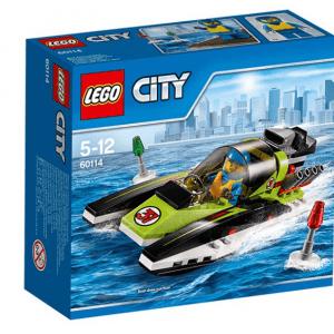 لگو  مدل Race Boat کد 60114