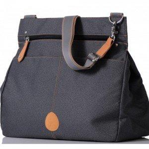 کیف لوازم نوزاد pacapod مدل Oban رنگ black charcoal کد 0347