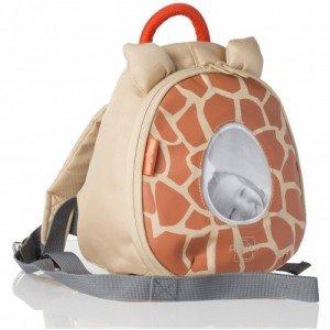 کیف لوازم نوزاد با غلاف pacapod مدل Changer Toy Pod رنگ Giraffe Flame کد 0206