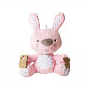 عروسک خرگوش پولیشی صورتی playgro کد 6985564107