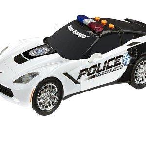 ماشین پلیس متحرک cat کد 34595