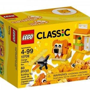 orange creativity box lego 10709