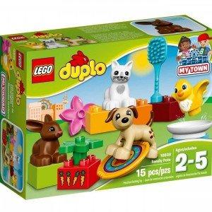 Family Pets lego 10838