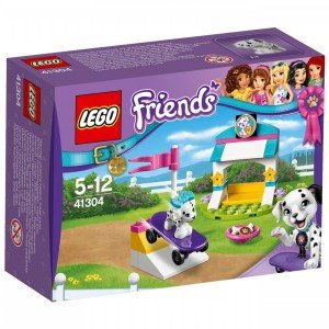 Puppy Treats And Tricks  lego 41304