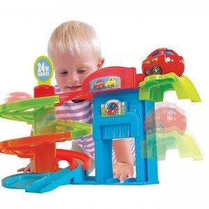 کارواش طبقاتی کودک playgo کد 2808