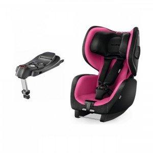 صندلی ماشین recaro مدل OPTIA رنگ Pink