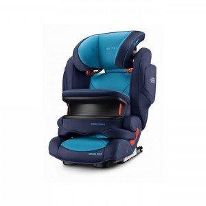 صندلی ماشین recaro مدل monza nova is رنگ Xenon Blue