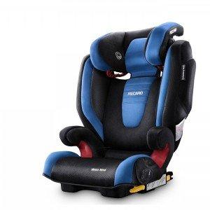 صندلی ماشین recaro مدل monza nova2 seatfix رنگ Blue