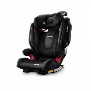 صندلی ماشین recaro مدل monza nova2 seatfix رنگ Black
