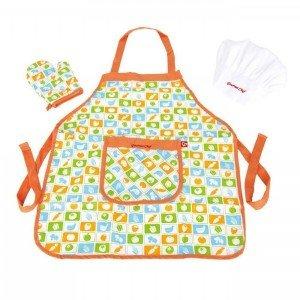 لباس آشپزی کودک Chef's Apron Set hape 3119