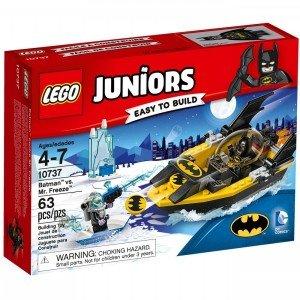 Batman vs. Mr. Freeze  lego 10737