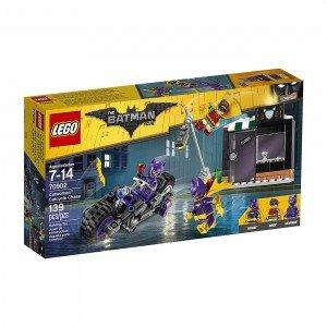 لگو سري Batman مدل Catwoman Catcycle Chase 70902