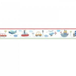 بوردر کاغذ دیواری اتاق کودک - tiny tots 90121