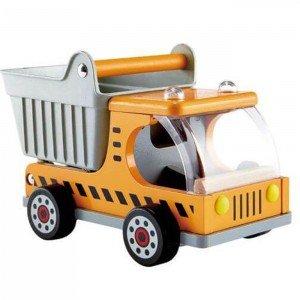 کامیون کمپرسی کودک dumper truck hape 3013