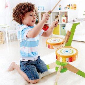 درام چوبی کودک Rock & Rhythm Bandhape کد 0324