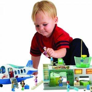 فرودگاه بزرگ با تجهیزات کد3899 برند little learner
