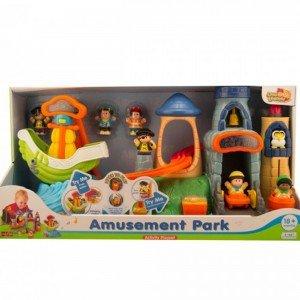 پارک حیوانات کد 3884 برند little learner