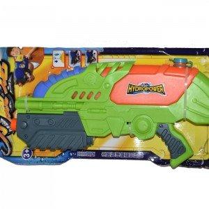 تفنگ آب پاش Hydro Power رنگ سبز و نارنجی