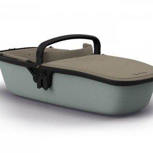 سبد حمل نوزاد  Quinny Zapp Lux Carrycot  sand On Grey