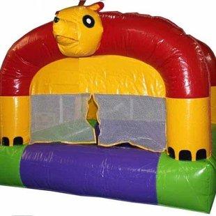 استخر توپ  بادی طرح خرس زرد pic-032