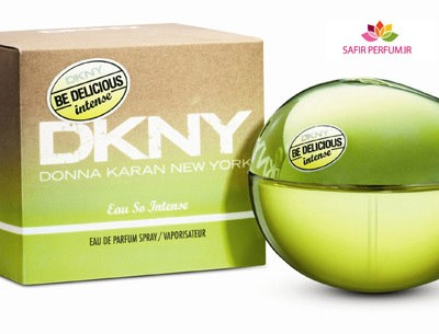 عطر زنانه بی دلیشز اینتنس برند دی کی ان وای  ( DKNY -  Be Delicious Intense )