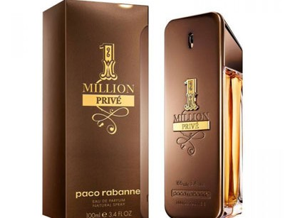 عطر مردانه وان میلیون پرایو  برند پاکو رابان  (  Paco Rabanne -  ONE MILLION PRIVE  )