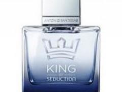 عطر مردانه  کینگ اف سداکشن  برند آنتونیو باندراس  ( Antonio Banderas   - King of Seduction  )