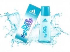 عطر زنانه پیور لایتنس  برند آدیداس  (  Adidas -  Pure Lightness  )