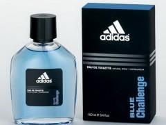 عطر مردانه بلو چلنج برند آدیداس  ( ADIDAS -  Blue Challenge  )